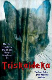Book, Triskaideka, from Cave Hollow Press
